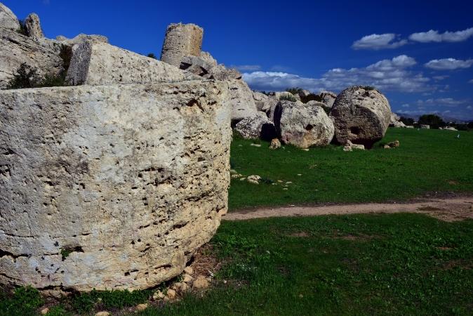 Cave di Cusa Scopri la Sicilia