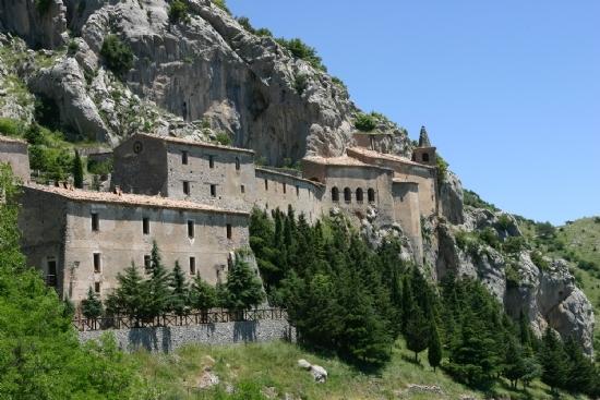 Santuario Madonna delle Armi Scopri la Calabria