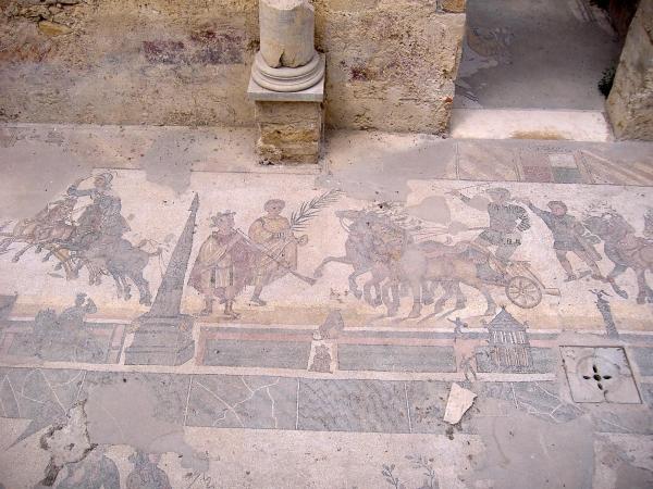 Villa Romana del Casale Scopri la Sicilia