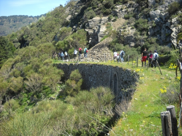 Trekking i sentieri Greci della Calabria ITALIA