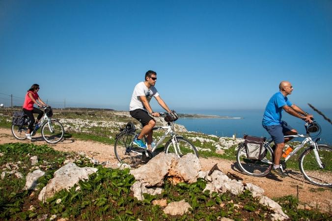 Cicloturismo in Puglia tra masserie e grotte Tour Puglia - individuali