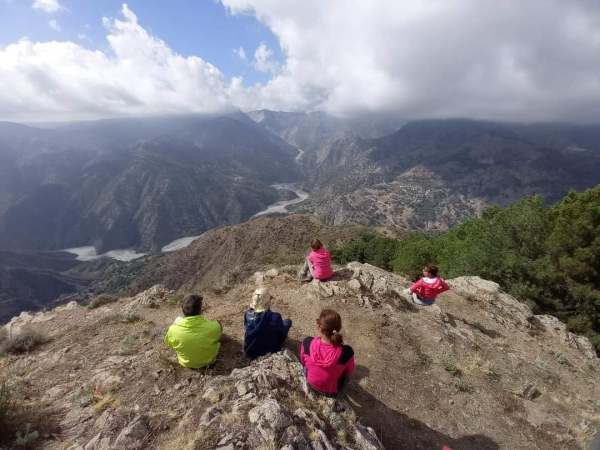 Trekking in Calabria ''da Bova a Monte Grosso'' ESCURSIONI