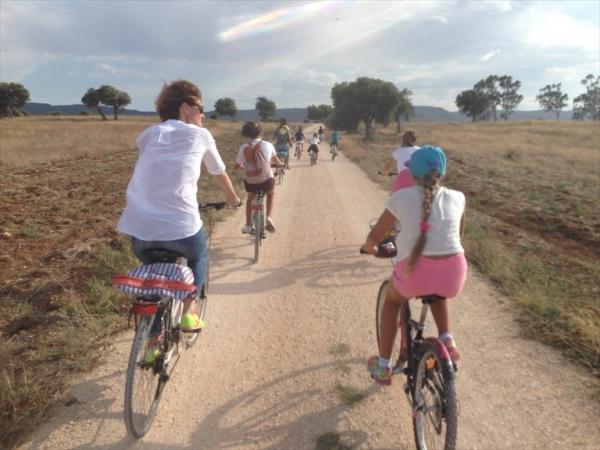 Escursione in Puglia - ''Cicloturismo Tour delle Masserie''
