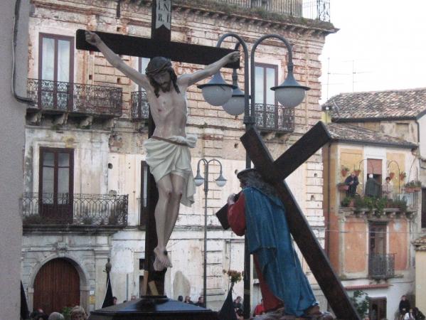 Tour Calabria tra Antichi riti Pasquali ITALIA