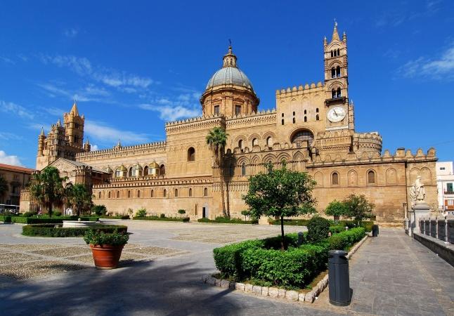 Tour Sicilia Greca e Arabo-Normanna Tour Sicilia - Gruppi
