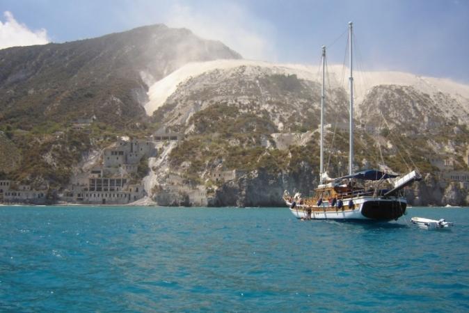 Minicrociere tra le isole delle Eolie ITALIA
