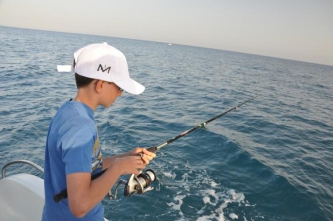 Pesca Bolentino isole Egadi Escursioni giornaliere