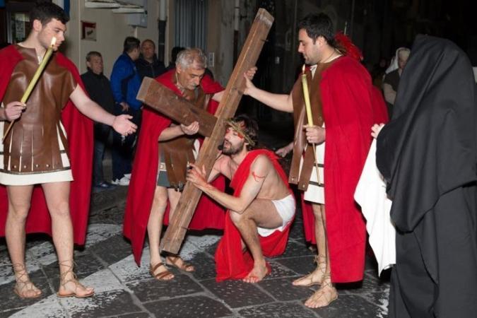 Antichi riti Pasquali in Calabria Tour Calabria - Gruppi