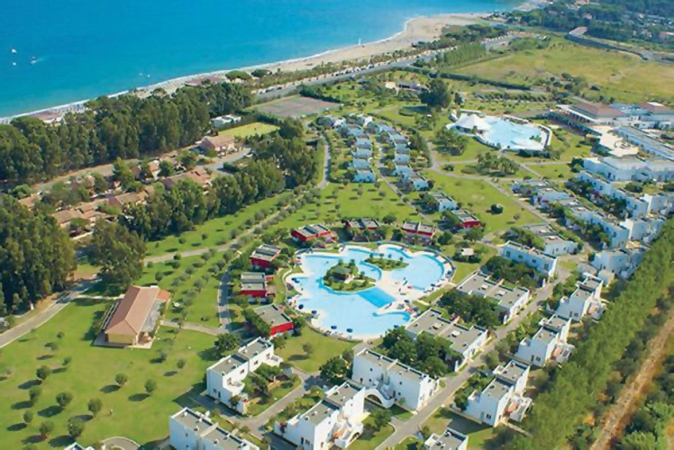 Club Esse Sunbeach VILLAGGI ITALIA