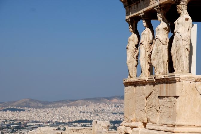 Atene e la Grecia classica, Speciale Capodanno EUROPA