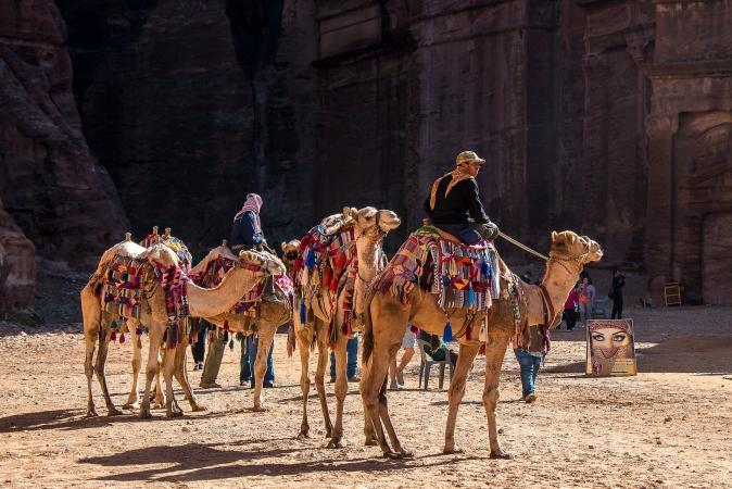 Giordania e il deserto Wadi Rum ASIA