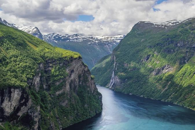 La Magia dei Fiordi EUROPA