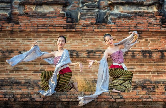 Thailandia del Nord Triangolo D'Oro ASIA