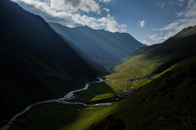 Georgia - Trekking nel Tusheti ASIA