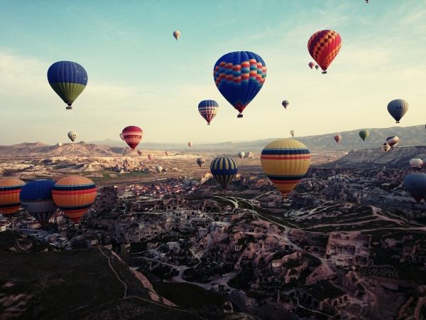 Week-end in Cappadocia ASIA