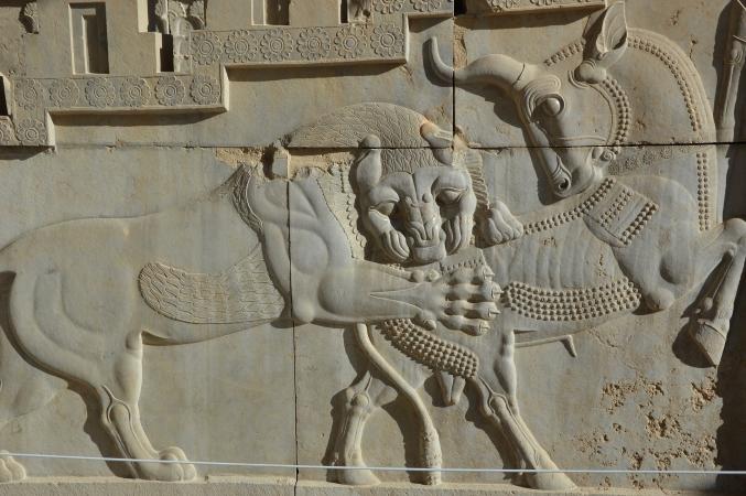 Persia culla della Civilta' Preislamica ASIA