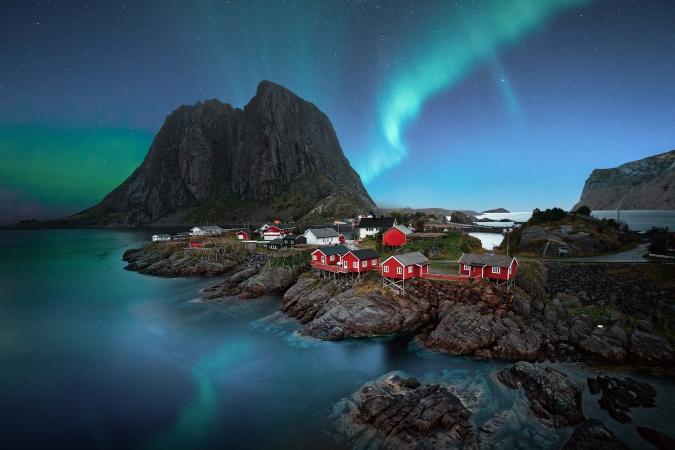 Capodanno inseguendo l'Aurora boreale EUROPA