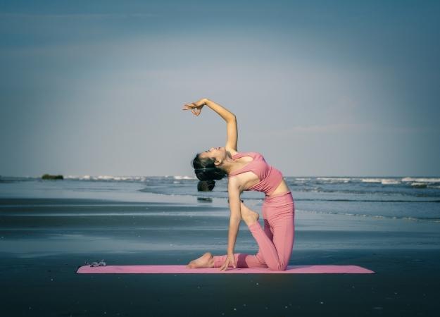 Lo yoga - Un Viaggio Affascinante del Vietnam ASIA