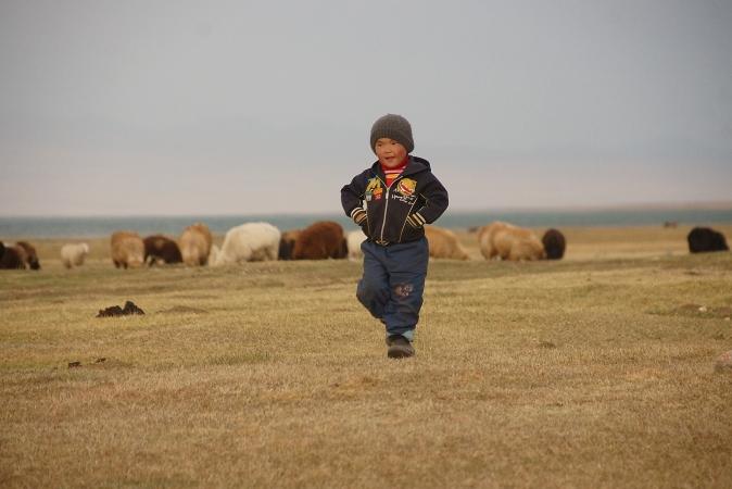 Nel cuore del Kirghizistan ASIA