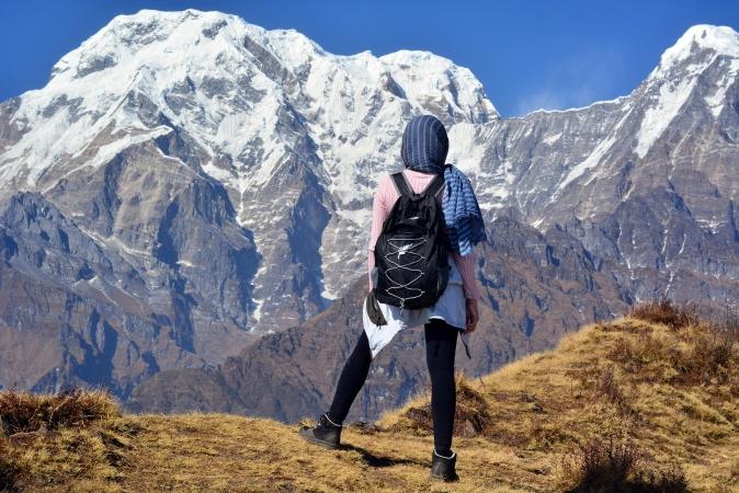 Panorami del Nepal ASIA