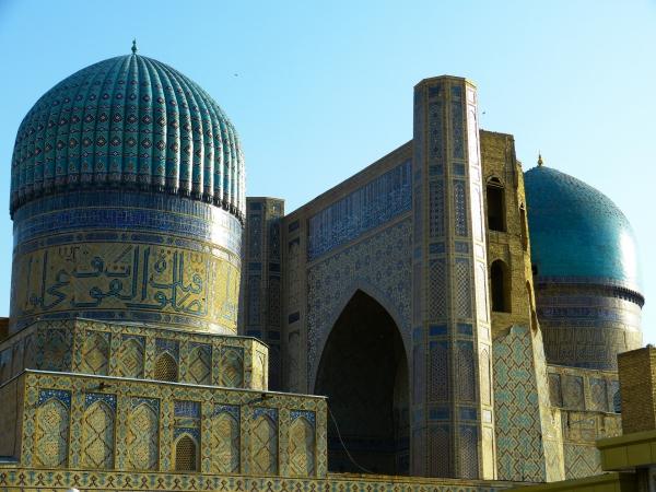 Uzbekistan...la Terra di Tamerlano ASIA