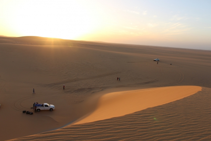 Marocco Fly&Drive: Sahara Experience in 4x4 AFRICA