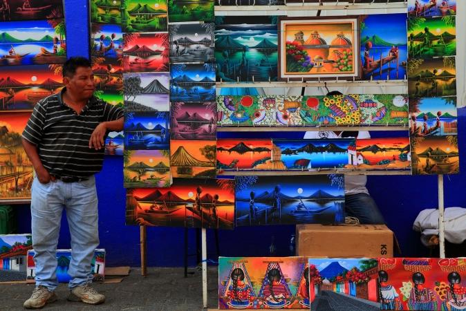 Guatemala - Chaak dio della pioggia AMERICA