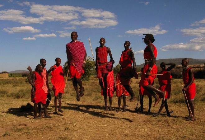 Safari Samburu, Mt Kenia, Lago Nakuru, Masai Mara AFRICA