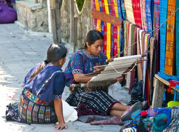 Guatemala - Tour Kinich, Dio del Sole AMERICA