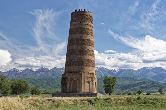 Gran Tour del Kirghizistan ASIA