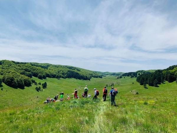 Medioevo e Trekking Parco della Sila