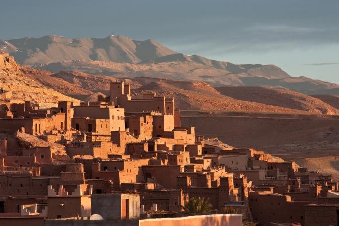 Magico Marocco del sud AFRICA