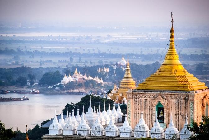 Gran Tour della Birmania ASIA