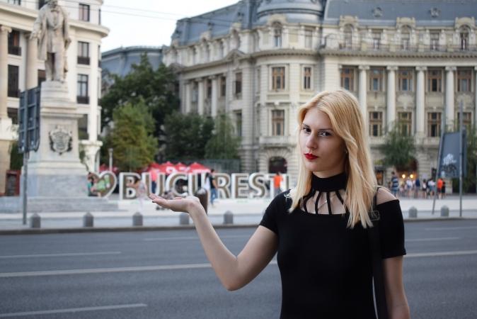 Week End a Bucarest EUROPA