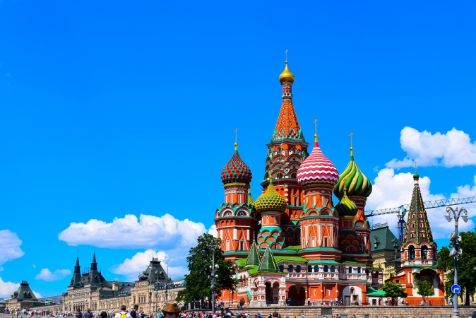 Tour Capitali Russe EUROPA
