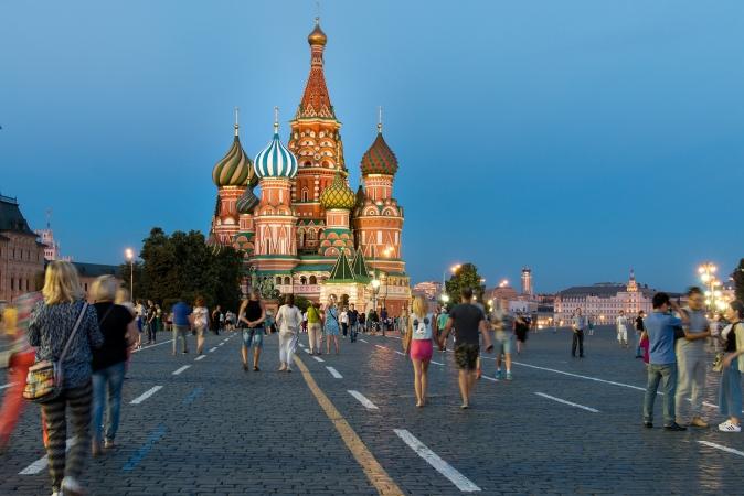Tour Capitali Russe e Anello d'Oro EUROPA