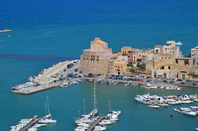 Castellamare del golfo Scopri la Sicilia