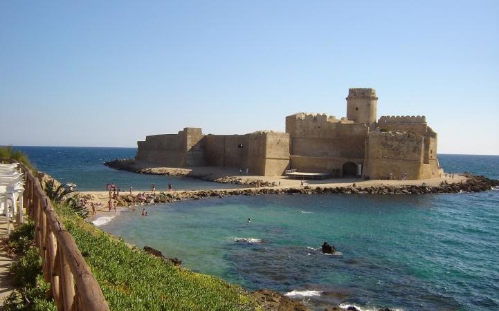 Le Castella Scopri la Calabria