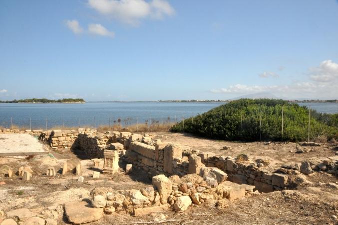 Isola di Mozia Scopri la Sicilia