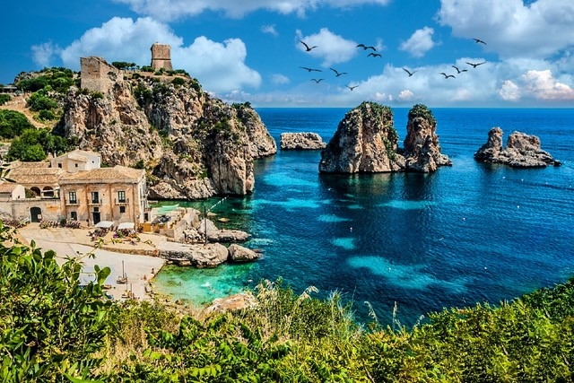 Scopello Scopri la Sicilia