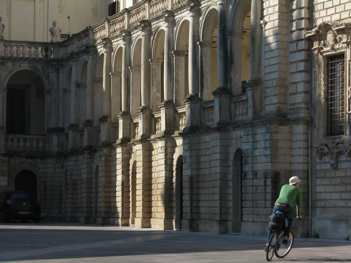 Cicloturismo nella Lecce messapica