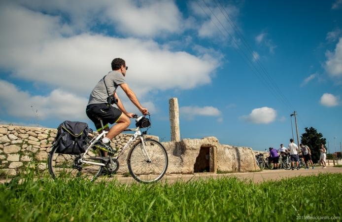 Cicloturismo Otranto balcone d'Oriente Tour Puglia - individuali