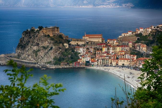 Tour Calabria ''Sulle orme di Edward Lear'' Tour in Calabria