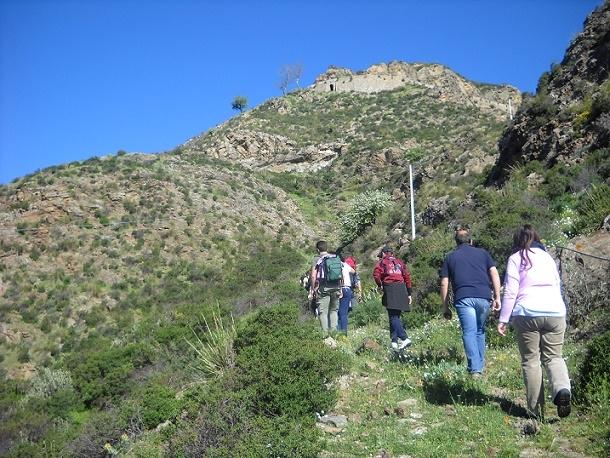 Trekking Calabria Grecanica dell'Aspromonte