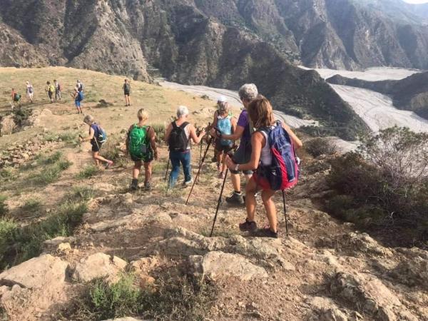 Trekking in Calabria ''da Amendolea a Gallicianò'' Tour in Calabria
