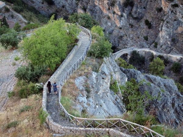Trekking Gole del Raganello a Civita Tour in Calabria