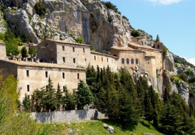 Trekking Santuario Madonna delle Armi ESCURSIONI