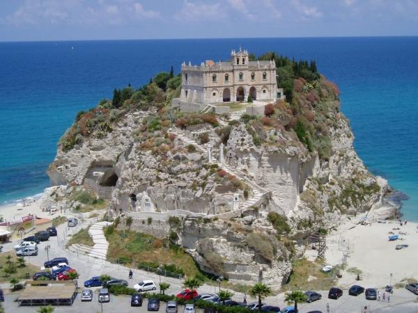 ''Costa degli Dei tra Tropea e Pizzo Calabro'' Tour in Calabria