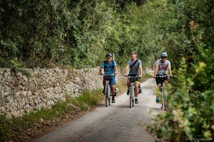 Escursione in Puglia - ''Cicloturismo Tour del Parco''
