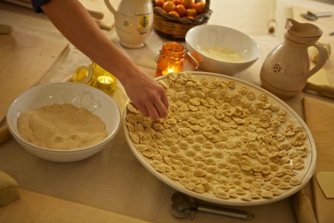 La Puglia in tavola Tour in Puglia
